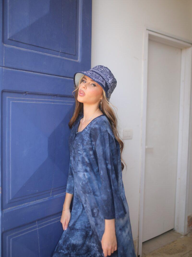 טאי שמלות אוברסייז